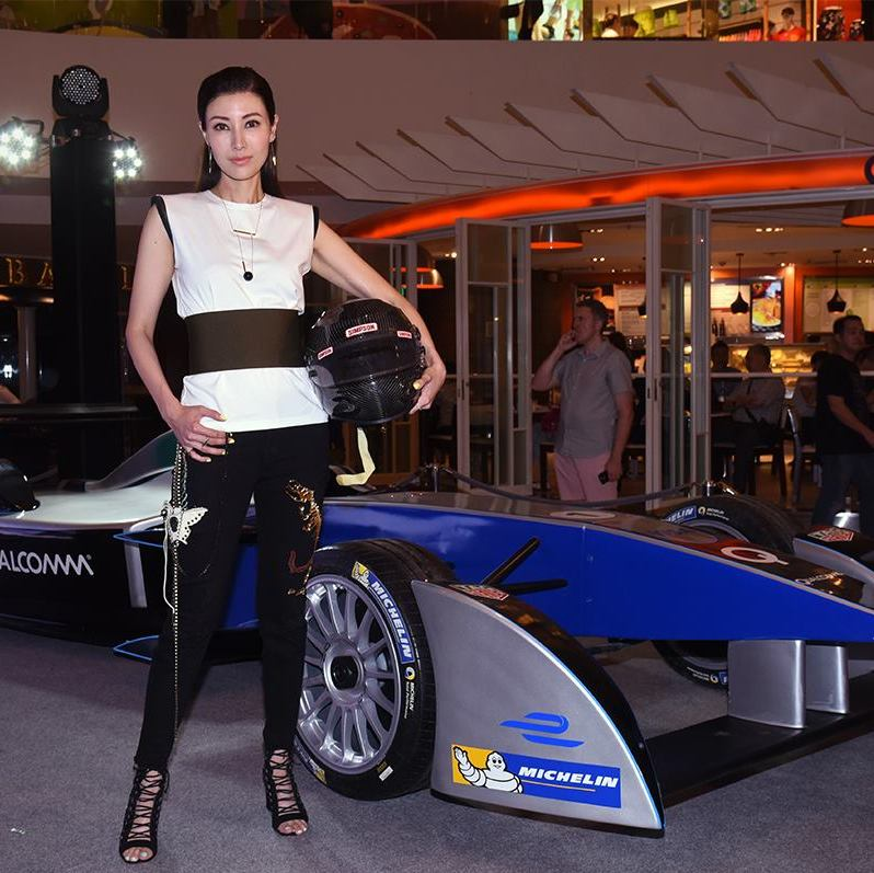 Formula E Hong Kong Press Launch