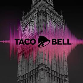 TACO BELL PRANKS LONDON BY MAKING IT SOUND LIKE BIG BEN IS PLAYING ITS SIGNATURE DING