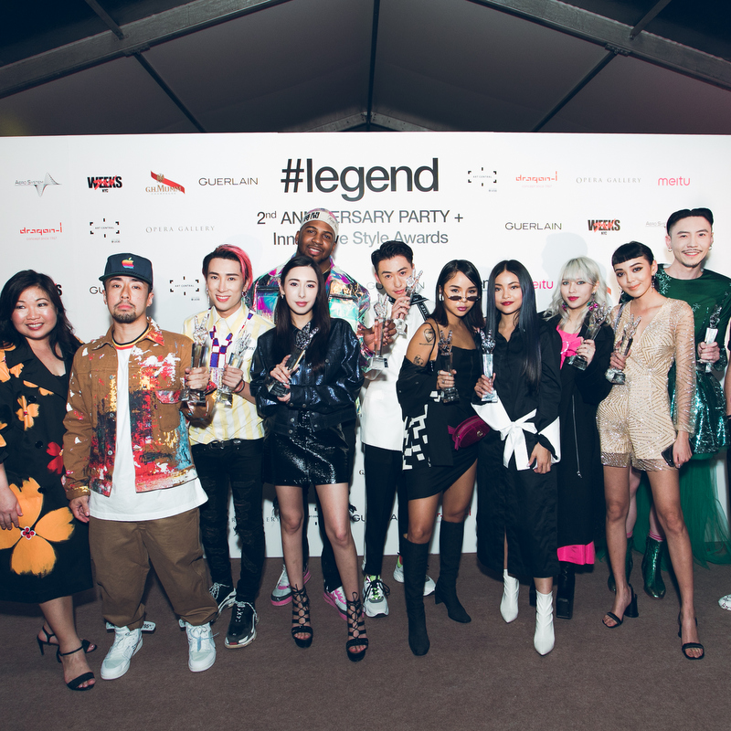 #Legend 2nd Anniversary Party